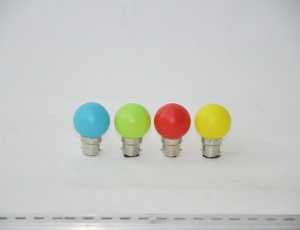 LED-0.6w-B-22-Colour-bulb
