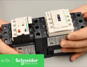 Schneider Magnet & Thermal Over Load